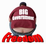 REALLY BIG SUPER GIANORMUS GOVERNMENT