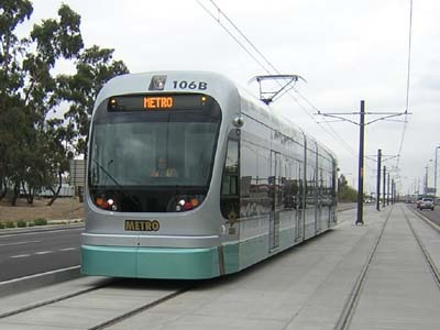 Phoenix Light Rail Car