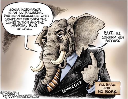 No Elephant Stampede